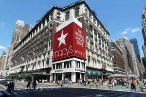 Macy's Shopping Trip - NYC