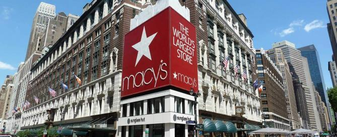 Macy's Shopping Trip - NYC