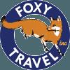 Foxy Travel Logo