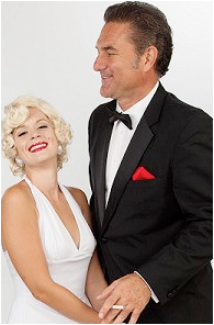 Dean Martin & Marilyn Monroe Tribute At White's of Westport - 6/10/15