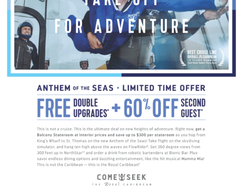 Anthem of the Seas Special