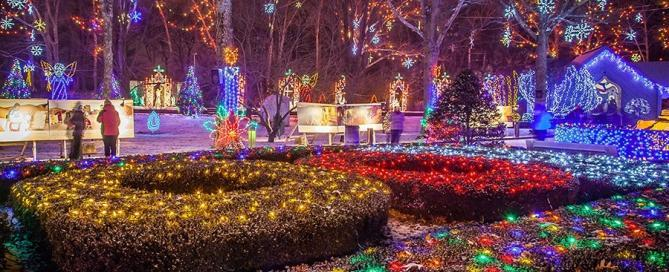 ExpiredLa Salette Festival of Lights 12/3/17 - Christmas Lights Archives - Foxy Travel