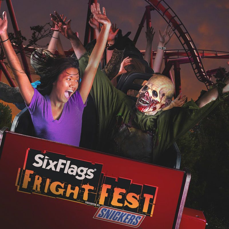 Cancelledfright Fest Six Flags New England