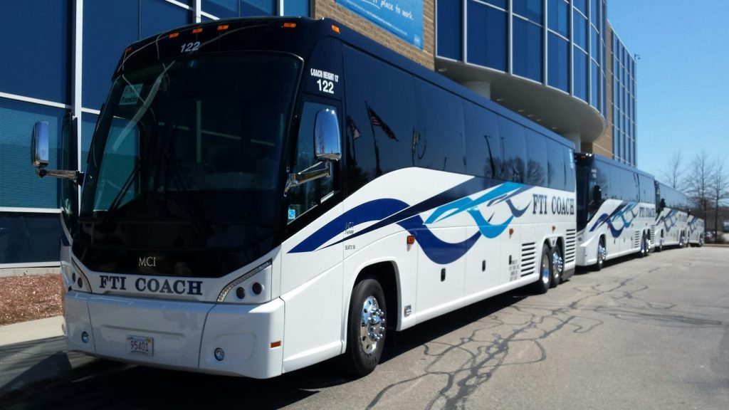 Charter a Motorcoach