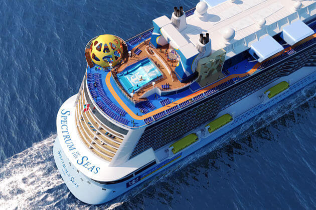 Book your next cruise with Foxy Travel